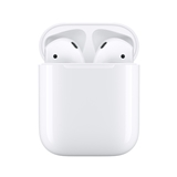 APPLE AIRPODS WITH CHARGING CASE IN