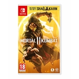 Warner Bros Mortal Kombat 11, Nintendo Switch videogioco Basic