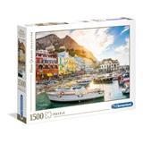 Clementoni Capri Puzzle di contorno 1500 pezzo(i)