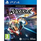 Digital Bros Redout Lightspeed Edition, PS4 videogioco PlayStation 4 Basic Inglese