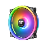 Thermaltake Riing Trio 20 RGB Premium Edition Case per computer Ventilatore 20 cm Nero