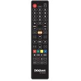 Digiquest TLC114 telecomando IR Wireless TV Pulsanti