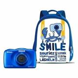 "Nikon COOLPIX W150 Kit Fotocamera compatta 13,2 MP CMOS 4160 x 3120 Pixel 1/3.1"" Blu"