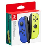 Nintendo Joy Con Gamepad Nintendo Switch Analogico/Digitale Bluetooth Nero, Blu, Giallo