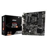 MSI B450M PRO VDH Max scheda madre Presa AM4 Micro ATX AMD B450