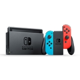 Nintendo Switch (New revised model) console da gioco portatile Nero, Blu, Rosso 15,8 cm (6.2) 32 GB Wi Fi