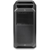 HP Z8 G4 Intel® Xeon® Silver 4214Y 24 GB DDR4 SDRAM 1000 GB SSD Tower Nero Stazione di lavoro Windows 1