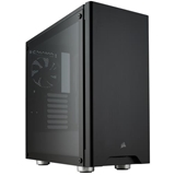CORSAIR Carbride 275R Tempered Glass Mid-Tower Gaming Case Black ATX