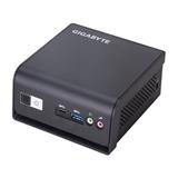 Gigabyte GB-BLPD-5005R barebone per PC/stazione di lavoro J5005 2,8 GHz Nero