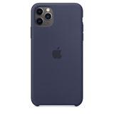 Apple iPhone 11 Pro Max Silicone Case - Midnight Blue