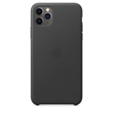 "Apple MX0E2ZM/A custodia per cellulare 16,5 cm (6.5"") Cover Nero"