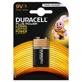 DURACELL 9 VOLT PLUS POWER