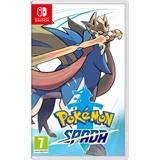 Nintendo Pokémon Spada videogioco Nintendo Switch Basic Cinese semplificato, Cinese tradizionale, Tedesc