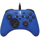 Hori HORIPAD Gamepad Nintendo Switch USB Blu