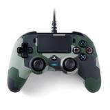 NACON Wired Compact Mimetico USB Gamepad Analogico/Digitale PC, PlayStation 4