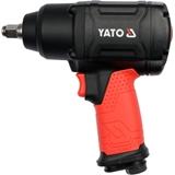 Yato YT 09540 avvitatore a batteria Nero, Rosso 1/2 10000 Giri/min 1150 Nm