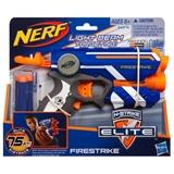 Hasbro Nerf Elite Firestrike (Versione 2018 Blu)