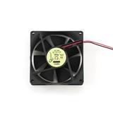 Gembird FANPS ventola per PC Computer case Ventilatore 8 cm Nero