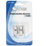 Artiglio 4110 temperino Temperamatite manuale Acciaio inossidabile