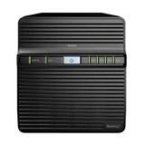 Synology DiskStation DS420J server NAS e di archiviazione RTD1296 Collegamento ethernet LAN Compatta Nero