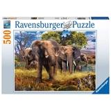 Ravensburger 15040 Puzzle di contorno 500 pezzo(i)