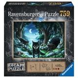 Ravensburger 16434 Puzzle di contorno 759 pezzo(i)
