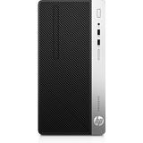 HP 400 G6 MT I5-9500 256GB SSD 8GB DVD W10P IT