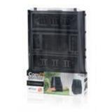 Prosperplast IKEV850C-S411 bidone di compostaggio 850 L Nero