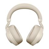 Jabra Evolve2 85, MS Stereo Cuffia Padiglione auricolare Beige