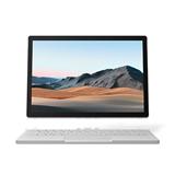 Microsoft Surface Book 3 Ibrido (2 in 1) Platino 34,3 cm (13.5) 3000 x 2000 Pixel Touch screen Intel® Co