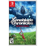 Nintendo Xenoblade Chronicles: Definitive Edition, SW videogioco Nintendo Switch Definitiva Cinese sempli