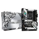 Asrock B550 Steel Legend Presa AM4 ATX AMD B550