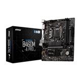MSI B460M A PRO scheda madre LGA 1200 micro ATX Intel B460