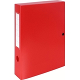 Exacompta 59635E scatola per la conservazione di documenti Polipropilene (PP) Rosso