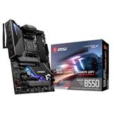 MSI MPG B550 Gaming Carbon WiFi Presa AM4 ATX AMD B550