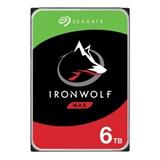 Seagate IronWolf ST6000VN001 disco rigido interno 3.5 6000 GB Serial ATA III