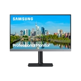 "Samsung LF24T650FYU monitor piatto per PC 61 cm (24"") 1920 x 1080 Pixel Full HD Nero"