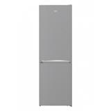 Beko RCNA366I40XBN frigorifero con congelatore Libera installazione Acciaio inossidabile A++
