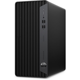 HP ProDesk 400 G7 DDR4-SDRAM i7-10700 Micro Tower Intel® Core™ i7 di decima generazione 16 GB 512 GB SSD Windows 10 Pro PC Nero