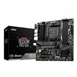 MSI B550M PRO VDH AMD B550 Presa AM4 micro ATX
