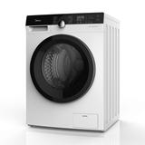 Midea Knight lavatrice Libera installazione Caricamento frontale Nero, Bianco 8 kg 1400 Giri/min A+++ 10%