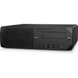 HP Z2 SFF G5 Intel® Core™ i7 di decima generazione i7 10700 16 GB 512 GB SSD Nero Stazione di lavoro W