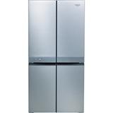 Hotpoint HAQ9 E1L frigorifero side by side Libera installazione 591 L F Acciaio inossidabile