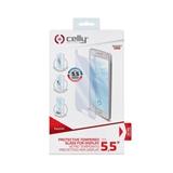Celly EASYUNI55 protezione per schermo Pellicola proteggischermo trasparente Universale 1 pezzo(i)