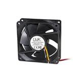 Nilox LKV1225 ventola per PC Universale Ventilatore Nero