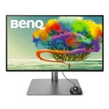 BENQ PD2725U 27inch IPS UHD 3840x2160 16:9 250cd/m2 5ms 178/178 2xHDMI 2.0 1xDP 1.4 3xUSB3.1