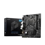 MSI H510M PRO LGA1200 2xDDR4 Up to 64GB 2xM.2 4xSATA III 6xUSB 2.0 4xUSB 3.2