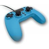 Gioteck VX4 Blu USB Gamepad Analogico/Digitale PC, PlayStation 4