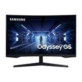 Samsung C27G55TQWR 68,6 cm (27) 2560 x 1440 Pixel Nero