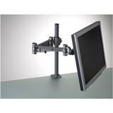 Tecnostyl PMC195 supporto da tavolo per Tv a schermo piatto Argento